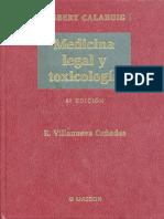 Calabuig Gisbert - Medicina Legal Y Toxicologia.annotated
