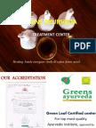 Kerala Ayurveda Treatments - Greens Ayurveda