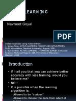Active Learning NG