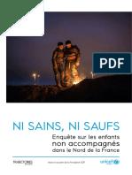 Ni Sains Ni Saufs Mna France 2016