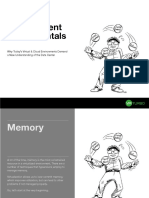 Memory Management Fundamentals
