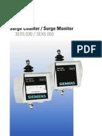Catalogue Surge Counter 3EX5-030_3EX5-050