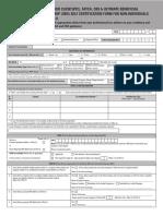 Fatca Non Individual Form Annexure II[1]