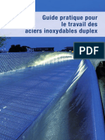 Duplex Stainless Steel French