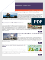 PMCG Newsletter №7 April-May, 2016