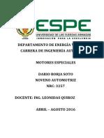 Dario Borja Barrido de Motores 2t y 4t