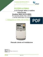 Elster Manuale a1700 Rev.0d Ems