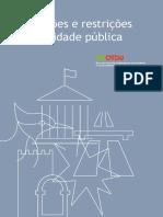 ServidõeseRestriçõesdeUtilidadePública(SRUP)