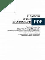 ElModeloArrowDebreuEsUnModeloEstatico - Francisco Lozano.pdf