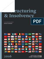 Restructuring and Insolvency in Nigeria