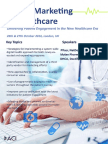 Digial Marketing in Healthcare London