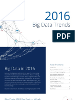 2016 Big Data Trends eBook