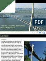 Tópicos Avanzados en Análisis y Diseño de Puentes- Presentación del curso