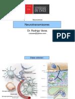 Clase 5 Neurotransmisores