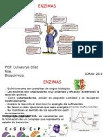 Presentación Enzimas. LYDR
