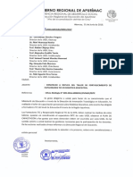 Of. 217 Dre Apurimac Para Las 8 Ugel _ Replica