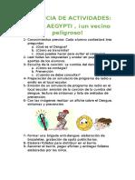 Aedes Aegypti Un Vecino Peligroso