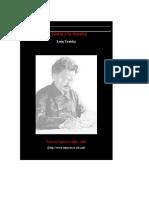 Trotsky, Leon - Su Moral y La Nuestra