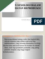 Peran Sexologi Dalam Kesehatan Reproduksi