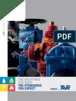 AVK Product-programme Brochure