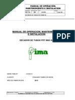 Manual Secador FRT 8000 SC 31235