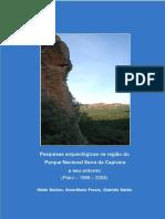 Arqueologia_serra Da Capivara_ Niede