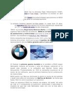 Historia de BMW - I