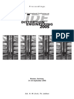 Distortion engineering for metals