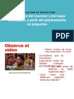 Elaboración Del Resumen y Del Mapa Conceptual a Partir Del Planteamiento de Peguntas (PPT)