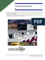 CENTUM VP System Introduction