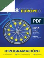 Programación Festival Cine Europeo