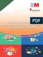 Guia Sobre Declaracion Ambiental de Producto y Calculo de Huella de Carbono Fenercom 2014 (1)