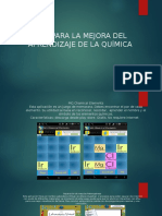 app para la mejora del aprendizaje de la