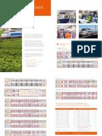 Seat Map - TGV Atlantique (TGA) Lacroix