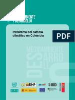 Panorama Del Cambio Climatico en Colombia