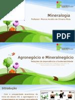 Mineralogia - Agronegócio e Mineralnegócio