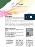 Brochure SURPASS HiT 7035[1]
