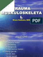 Trauma Musculoskeletal