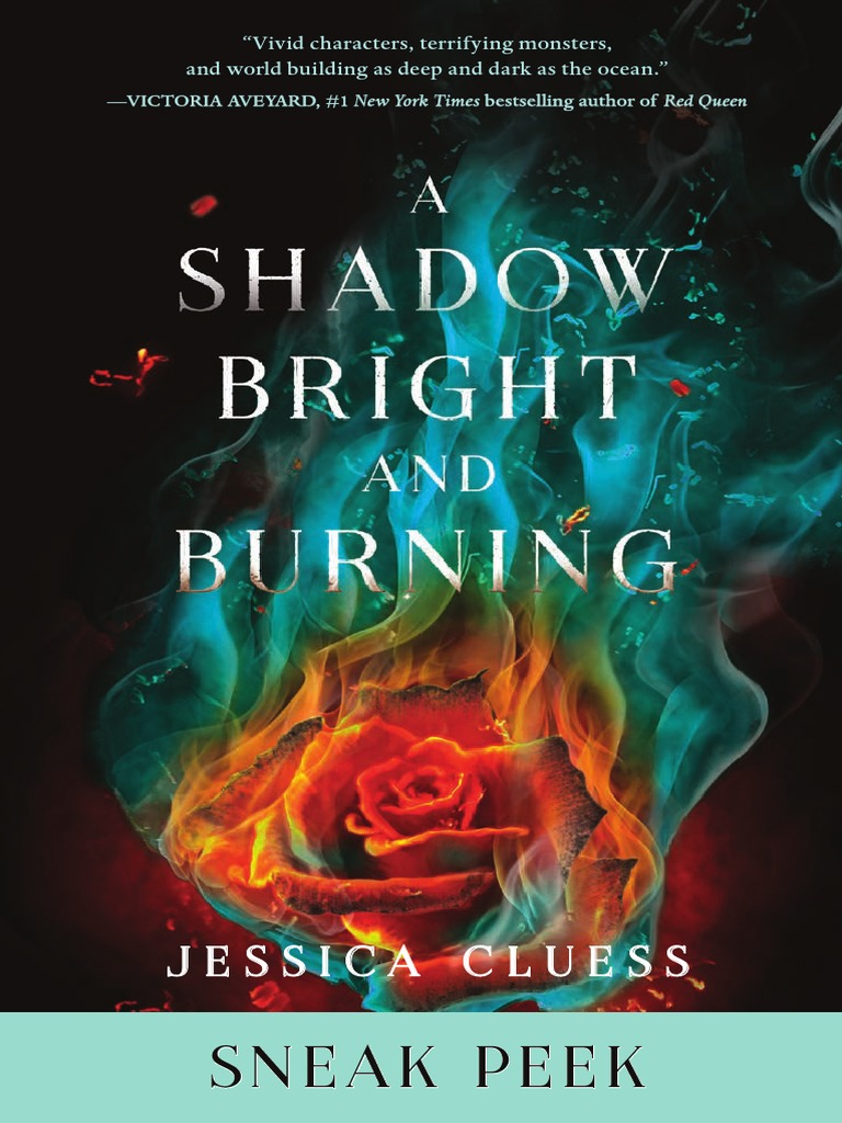 a shadow bright and burning read online free