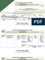 Plan de Aula Agropecuaria Fredis