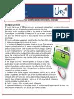 instrucciones proyecto final e-portafolio tices 16