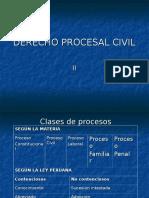 Derecho Procesal Civil - Total