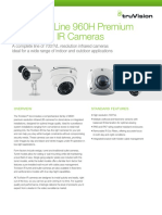 Truvision Cameras 960h