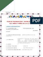 A- Plan de Buena Acogida 2015-Cuadritos