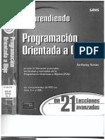 Java.21 Lecciones Avanzadas.2002.Programacion Orientada a Objetos.02