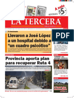 Diario La Tercera 16.06.2016