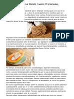 ® LECHE DE AVENA ֍ Receta Casera, Propiedades, Beneficios, Etc.