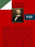 Karl Marx y Su Teoría Política.