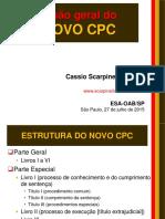 Visao Geral Do Novo CPC(1)