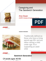 Living in the 'sandwich generation'